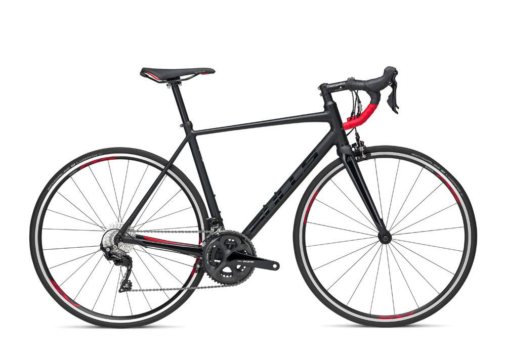 Auswahlbild für den Fahrradtyp Rennrad und Fitnessrad