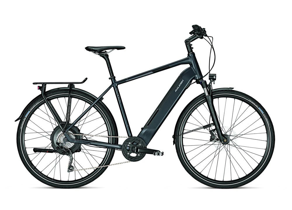 Raleigh Stanton 10 in Farbe Blau matt