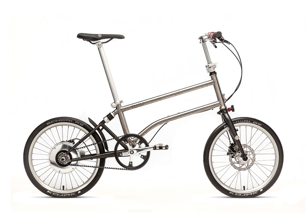 Vello Bike+ Titan