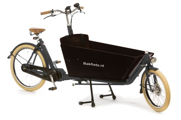 4067 | Bakfiets Cargobike Steps Cruiser long